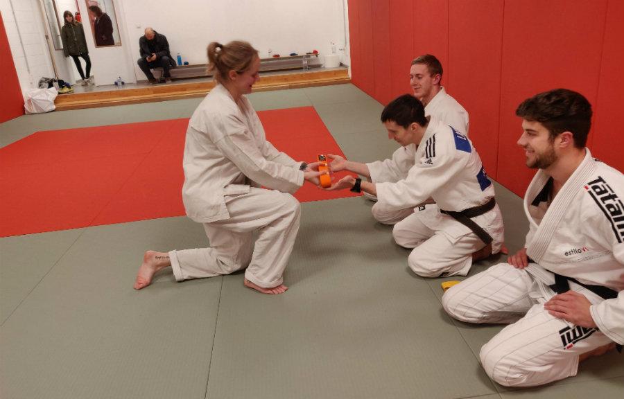 Ju-Jitsu Keerbergen Nieuws